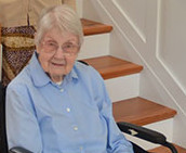 Sister Catherine Louise of the Sisters of St. Margaret