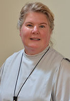 Sr. Kristina Frances of the Sisters of St. Margaret