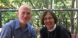 Associates Vicki and Bob Sirota
