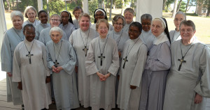 Sisters of St. Margaret Group Photo