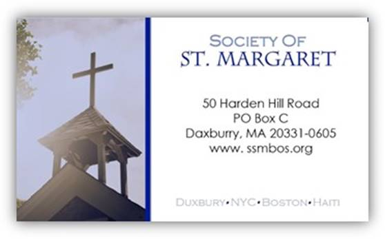 Sisters of St. Margaret To Attend Cathedral Rededication And Seating of Bishop Gates