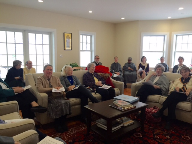 Spring Associates Tea at St. Margaret's Convent Duxbury