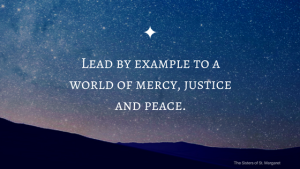 A World Of Mercy Justice & Peace