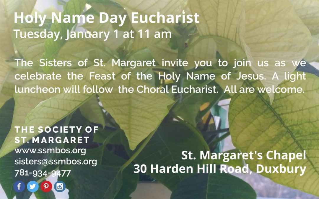 Holy Name Day Eucharist
